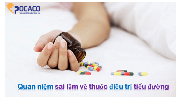 Thuốc điều trị tiểu đường và những quan niệm sai lầm bạn nên hiểu rõ