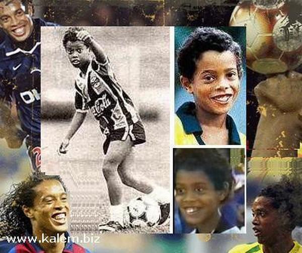 Ronaldinho đã hoàn thành xuất sắc giấc mơ còn dang dở của người cha xấu số.
