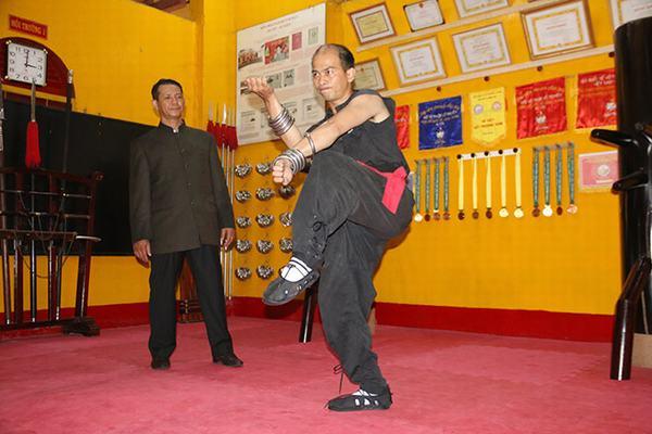 Võ sư Lê Thanh Toàn có 20 năm tập võ thì có 15 năm luyện Báo Quyền. Môn võ công cực kỳ linh hoạt và ác hiểm khi tập trung đánh vào yếu điểm của đối phương