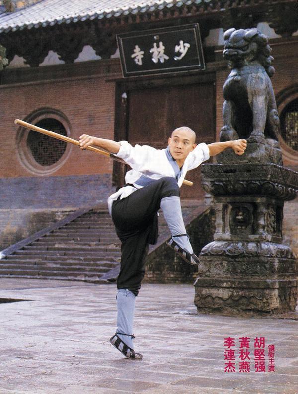 Danh sách phim võ thuật Hồng Kông kinh điển của Lý Liên Kiệt