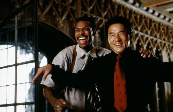 Rush Hour (Giờ Cao Điểm - 1998) - phim vo hai hong kong