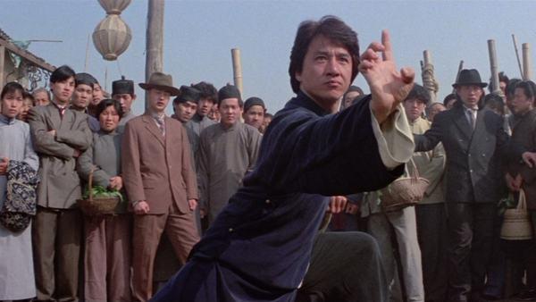 The Legend of Drunken Master (Tuý Quyền II - 1994) hành động võ thuật hài