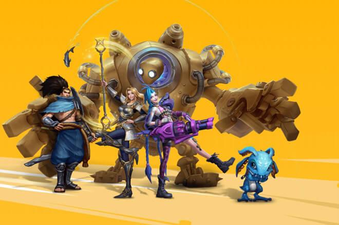Riot Games thay thế Garena phát hành Lmht Mobile Tốc chiến