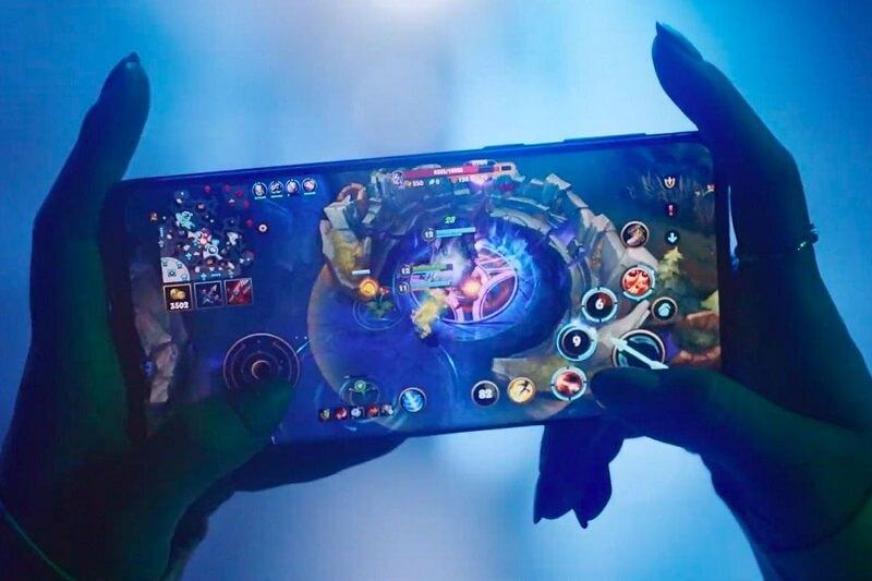 Thông điệp truyền thông ra mắt Liên minh huyền thoại Mobile Tốc chiến 2020