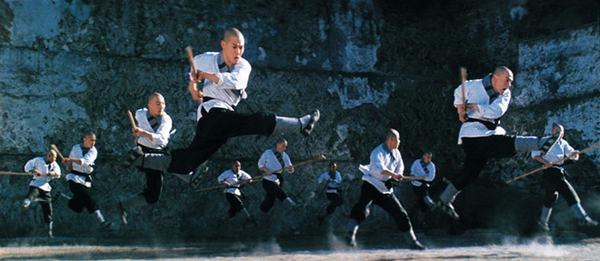 Thiếu Lâm Tự năm 1982 - phim haành động võ thuật
