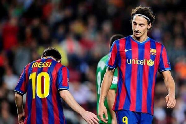 """[Zlatan Ibrahimovic] Tiểu sử cầu thủ tự ví mình là """"Chúa"""" ! 3"""