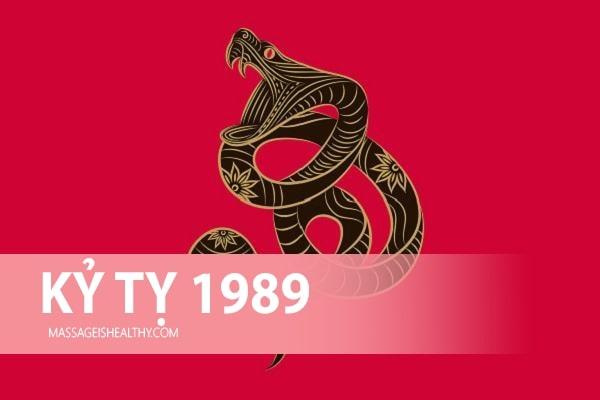 [Kỷ Tỵ 1989] Sinh năm 1989 mệnh gì tuổi gì, hợp hướng nào hợp với tuổi nào, năm nay bao nhiêu tuổi?