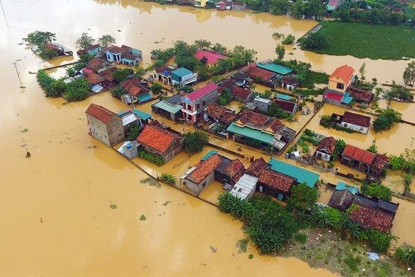 [GMGM] Nằm mơ thấy lũ lụt dâng cao báo điềm gì, mơ thấy lũ lụt đánh con gì chính xác cao 99%