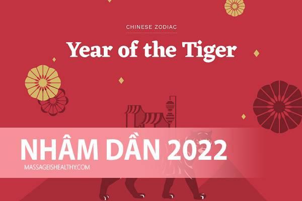 [Nhâm Dần 2022] Năm 2022 mệnh gì là năm con gì, năm 2022 sinh tháng nào tốt nhất?
