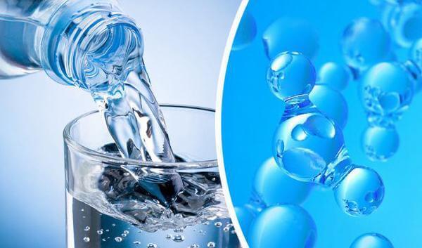 Nước điện giải có độ pH từ 8.5 - 9.5 rất tốt cho sức khỏe