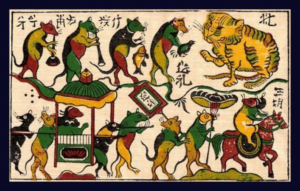 Đặc điểm và tính cách người tuổi Tý - Con vật đứng đầu trong 12 con giáp