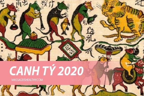 [Canh Tý 2020] Năm 2020 mệnh gì, bé sinh năm 2020 tháng nào đẹp, mùa nào tốt phong thủy nhất?