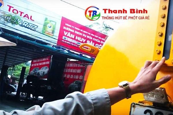 Thanh Bình - Dịch vụ thông tắc cống tại Tây Hồ, Hà Nội chuyên nghiệp uy tín [Chỉ từ 69k]