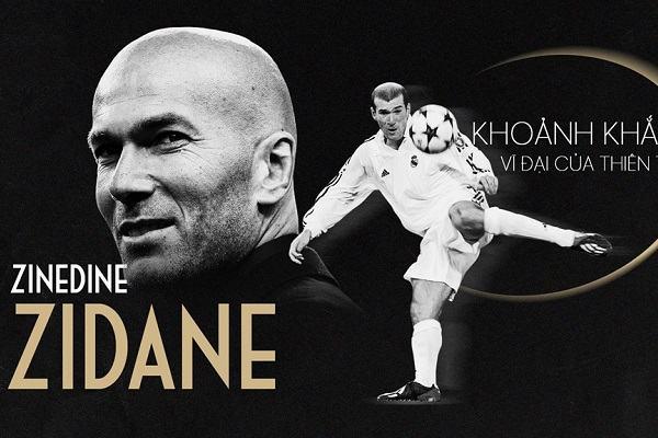 Zinedine Zidane tên đầy đủ là Zinédine Yazid Zidane (còn có biệt hiệu là Zizou; sinh ngày 23 tháng 6 năm 1972 tại Marseille, Pháp)