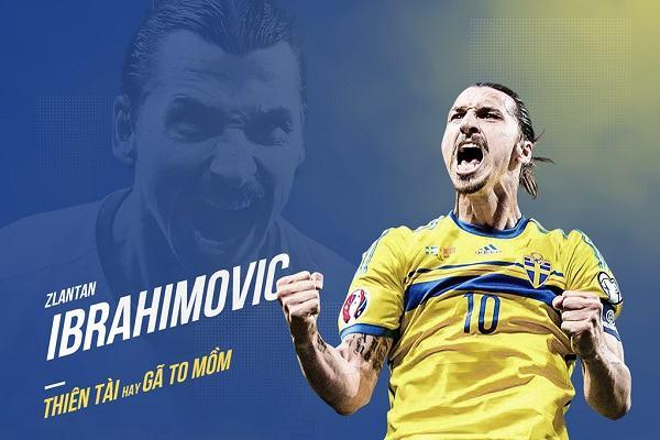 Zlatan Ibrahimovic (sinh ngày 3 tháng 10 năm 1981) là một cầu thủ bóng đá người Thụy Điển chơi ở vị trí tiền đạo cho LA Galaxy.