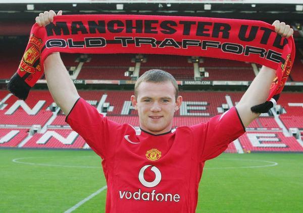 [Wayne Rooney] Tiểu sử cầu thủ R10 với biệt danh Gã Shrek ! 3