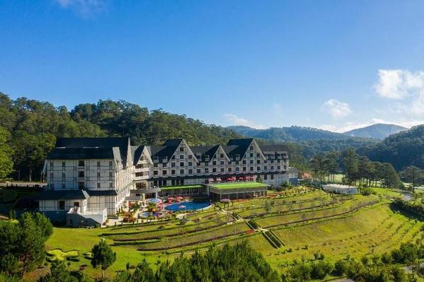 Top 10 khu nghỉ dưỡng xanh, ngập tràn thiên nhiên ở Việt Nam 10
