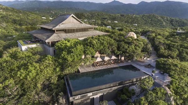 Khu nghỉ dưỡng trên núi Amanoi Resort Ninh Hải, Ninh Thuận