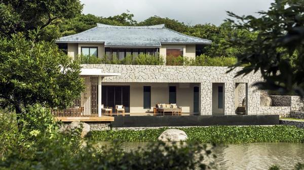 Top 10 khu nghỉ dưỡng xanh, ngập tràn thiên nhiên ở Việt Nam 13