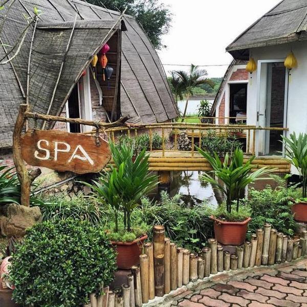 Top 10 khu nghỉ dưỡng xanh, ngập tràn thiên nhiên ở Việt Nam 2
