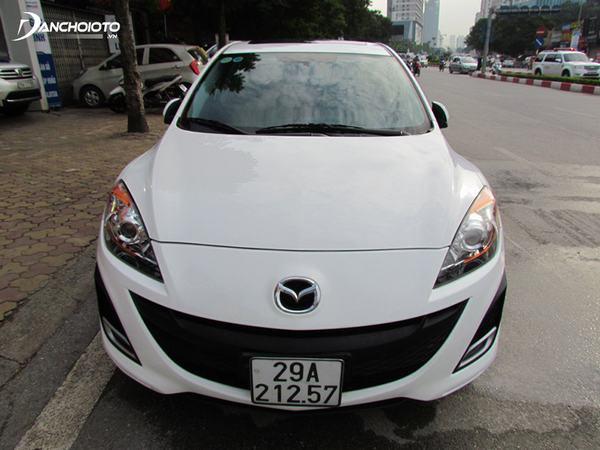 Nhược điểm Mazda 2 2014 cũ