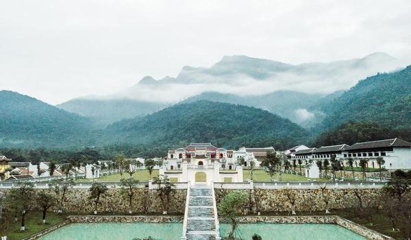 Khu nghĩ dưỡng Legacy Yen Tu - MGallery by Sofitel