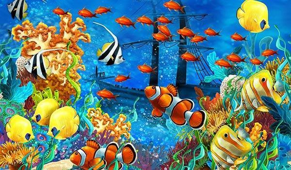 Cá được nhắc đến nhiều lần trong suốt Kinh thánh và rất tượng trưng cho sự may mắn.