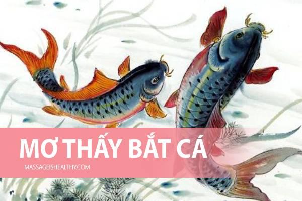 [GMGM] Mơ thấy BẮT CÁ lóc cá Rô cá Trê cá Chép báo điềm gì, nằm mơ thấy bắt cá đánh con gì chính xác 99%