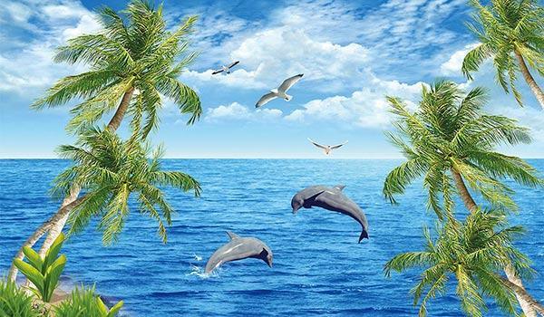 Ngủ mơ thấy biển đánh con gì?