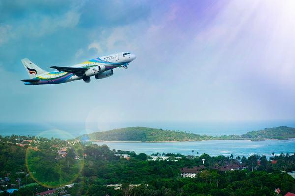 Mơ mình đang lái máy bay và hạ cánh xuống