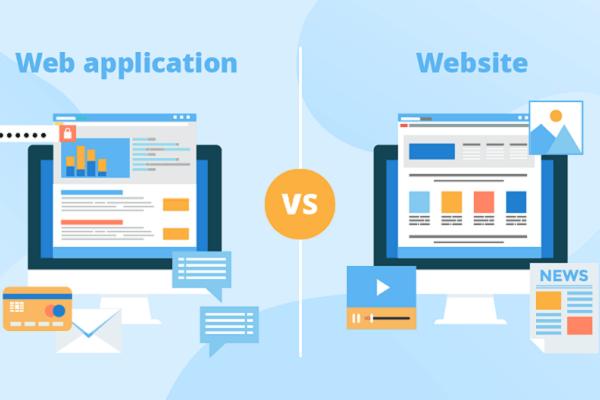 Phân biệt Website và Web application để ứng dụng hiệu quả