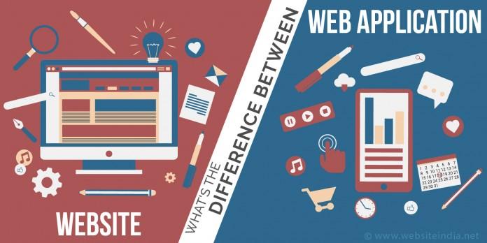 Web app được lập trình với các chức năng để hỗ trợ một công việc nào đó