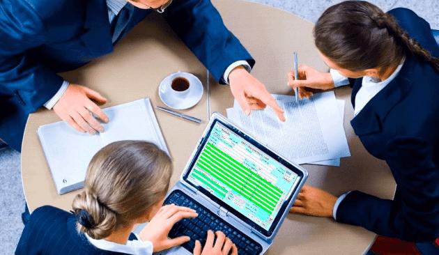 Web app được ứng dụng để hỗ trợ công việc quản lý của các công ty, doanh nghiệp
