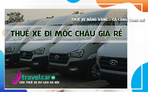 Danh sách các địa chỉ cho thuê xe đi Mộc Châu uy tín tại Hà Nội chất lượng hàng đầu