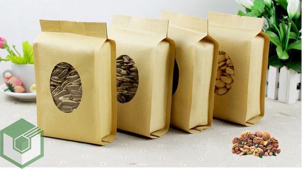 Túi zipper đựng hạt muồng là sản phẩm cần thiết và đa năng mà mỗi gia đình cần có