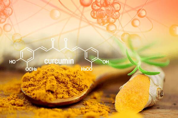 Hợp chất curcumin trong nghệ có công dụng hỗ trợ điều trị viêm loét dạ dày