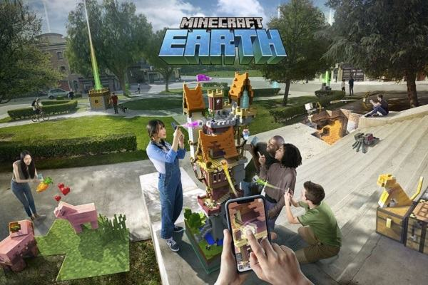 Minecraft Earth guide for iOS and Android users