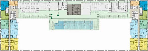 Cho thuê căn hộ Kingdom 101 dự án chung cư cao cấp tại quận 10 Tập đoàn Hoa Lâm 9