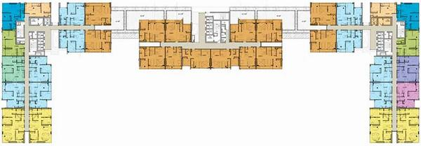 Cho thuê căn hộ Kingdom 101 dự án chung cư cao cấp tại quận 10 Tập đoàn Hoa Lâm 10