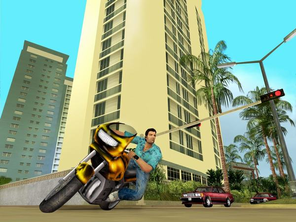 GTA Vice City - An All-time Classic 1