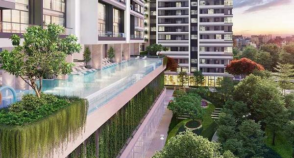 Cho thuê căn hộ Kingdom 101 dự án chung cư cao cấp tại quận 10 Tập đoàn Hoa Lâm 6