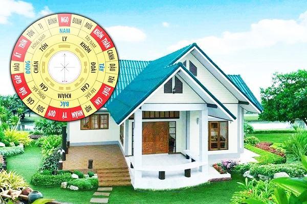 Cách xem và chọn hướng nhà theo tuổi sao cho hợp phong thủy