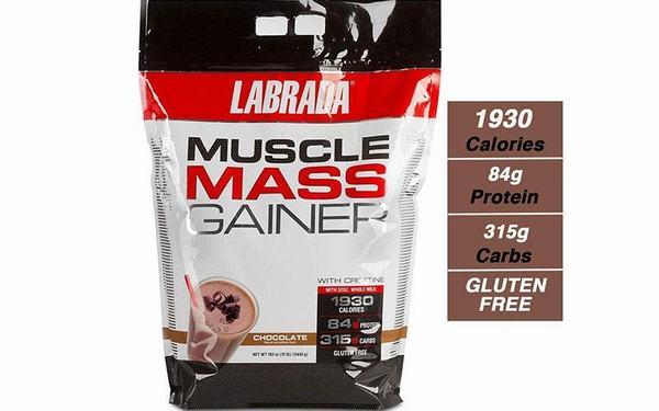 Tại sao nên dùng Muscle Mass Gainer