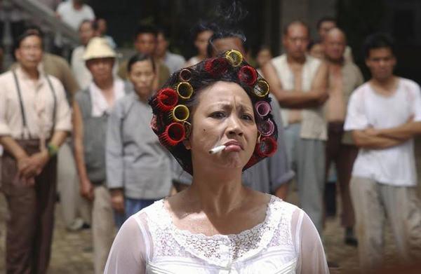 Phim lấy bối cảnh từ xã hội Trung Quốc hỗn loạn vào năm 1940