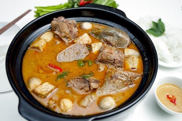 Cách nấu Vịt Nấu Chao với khoai môn chuẩn vị Cần Thơ đơn giản tại nhà