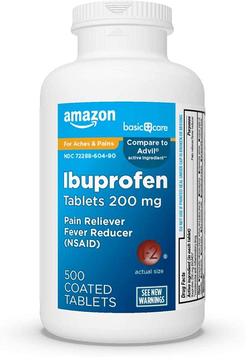 Thuốc giảm đau dạ dày cho bà bầu Ibuprofen
