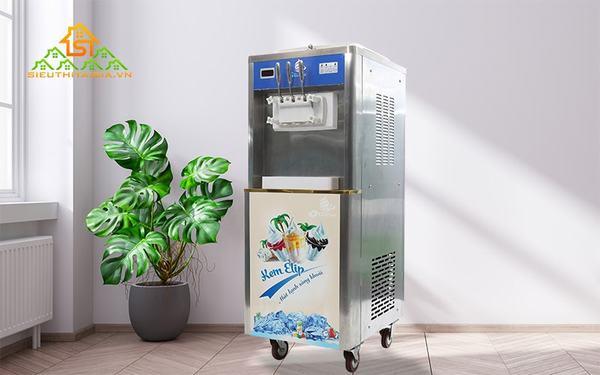 Máy làm kem tự động cho thành phẩm chất lượng cao