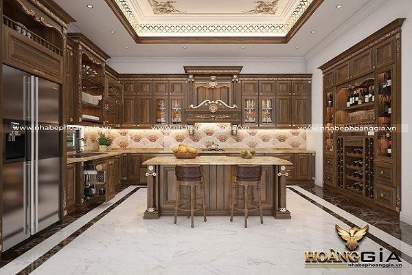 Địa chỉ thiết kế thi công tủ bếp đẹp – uy tín nhất hiện nay