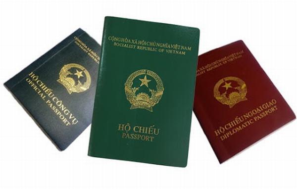 Hộ chiếu (Passport) Việt Nam