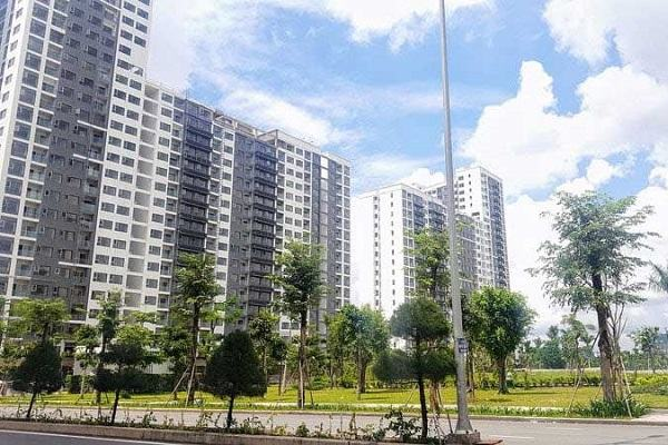 Dự án căn hộ New City